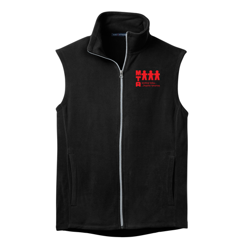 MTA Full Zip MicroFleece Vest