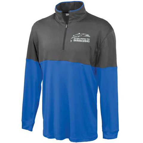 Barracudas Swim Team 1/4 Zip Pullover