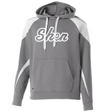 Load image into Gallery viewer, Shen Plainsmen Two-Tone Hooded Sweatshirt- Youth & Adult, 2 Colors