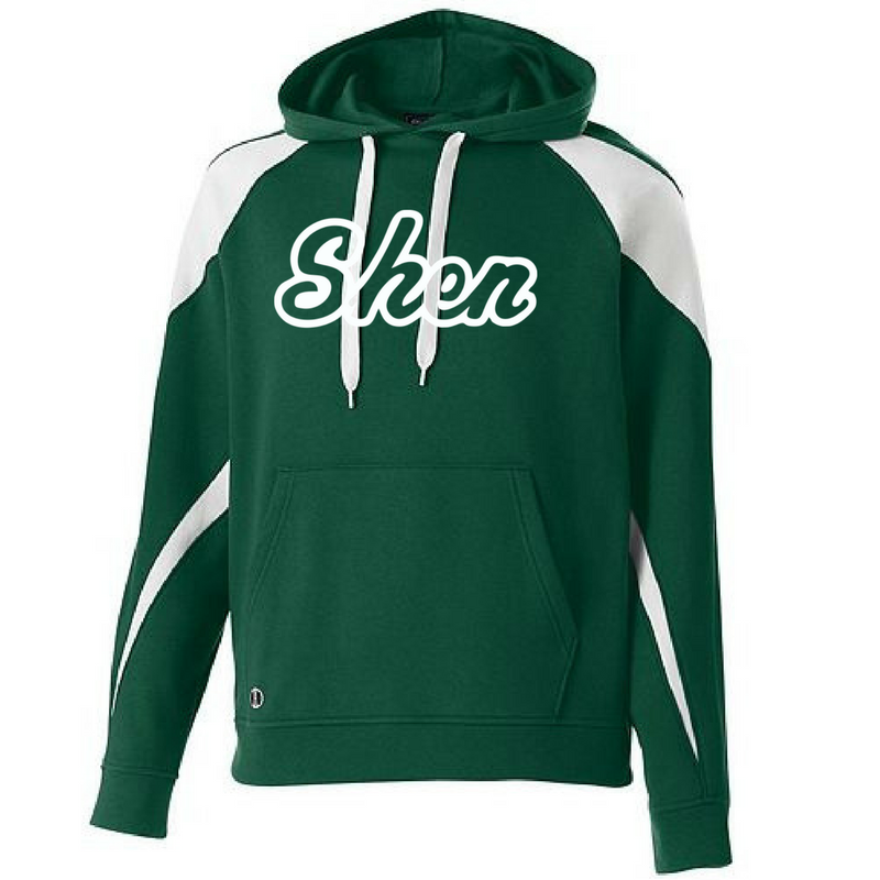 Shen Plainsmen Two-Tone Hooded Sweatshirt- Youth & Adult, 2 Colors