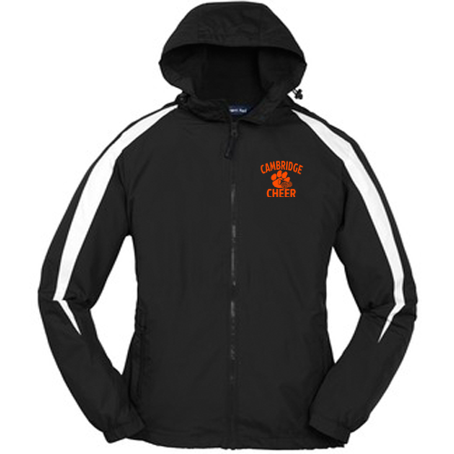 Cambridge Cheer Hooded Jacket- Youth & Adult