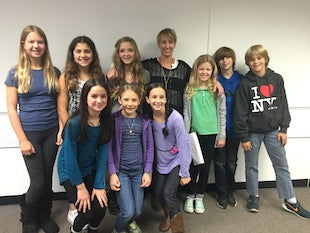 Audition Workshop with L.A. Casting Director Jeanie Bacharach –  6th thru 12th Graders – Wed, Dec. 12