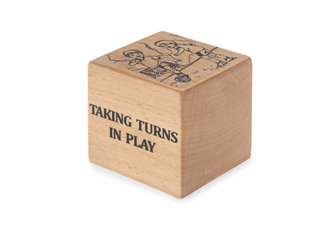 "Replacement Block ""Taking Turns In Play"""