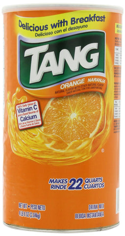 Tang- it's not just for Astronauts anymore...