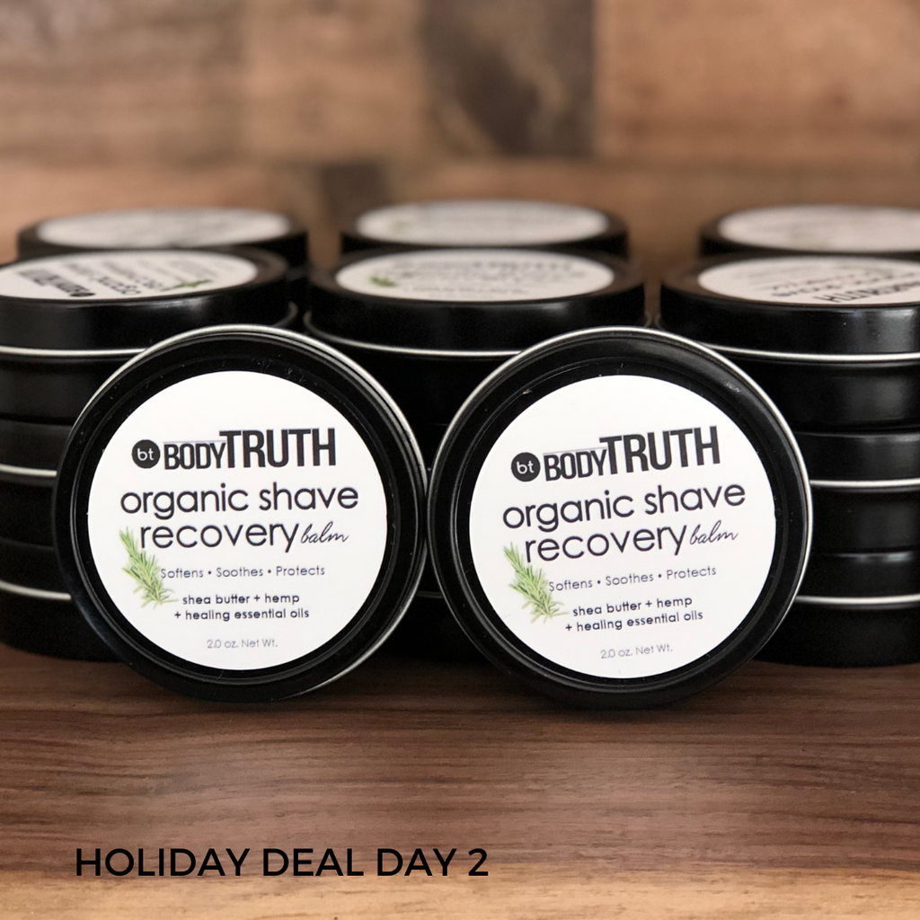 DEAL 2: Beard Taming Stocking Stuffers!