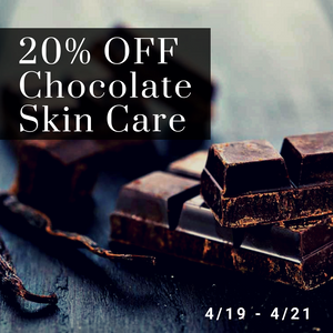 Chocolate lovers discount!