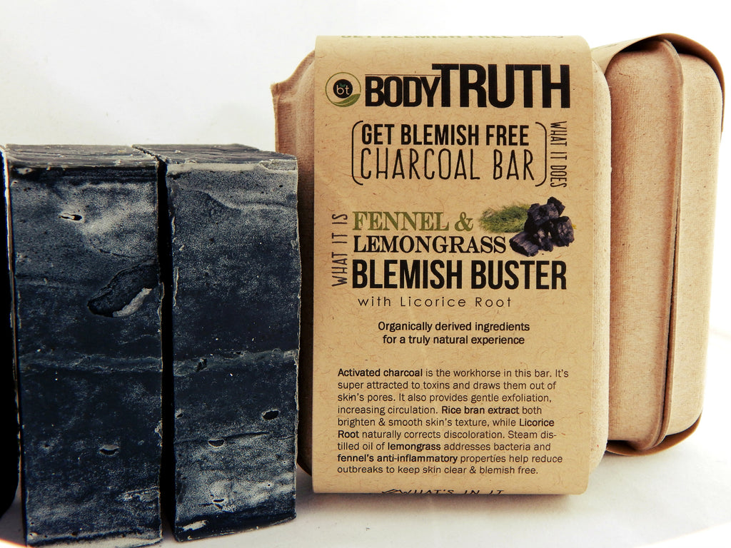 BODYTRUTH BRAND Blemish Buster by g.h. soaps