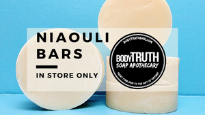 Bodytruth Soap Apothecary in Lawrence Kansas | Handmade Soaps