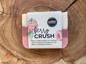 BERRY CRUSH, Bar Soap - Bodytruth Soap Apothecary