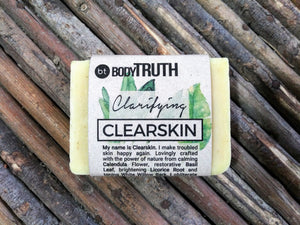 CLEARSKIN, Face & Body Bar