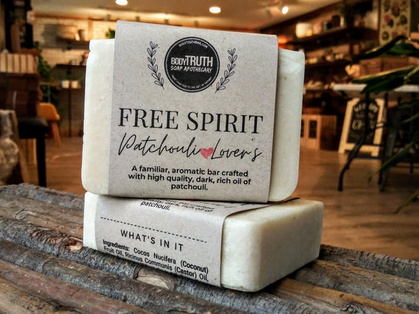 FREE SPIRIT, Face & Body Bar