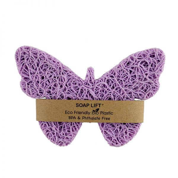 Butterfly Soap Lift - Lavender - Bodytruth Soap Apothecary