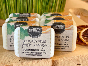 HAIR CONDITIONING CUBES - Bodytruth Soap Apothecary