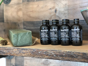 Skin Tonic, Skin Toners, Natural Aftershave, Alpha Hydroxy for Men, BODYTRUTHLAWRENCE, Downtown Lawrence