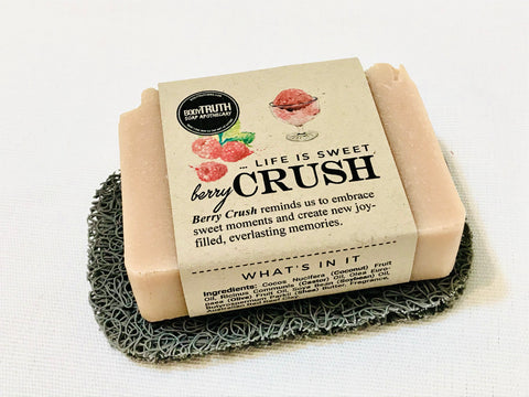BERRY CRUSH, Bar Soap