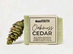 OAKMOSS & CEDAR, Bar Soap
