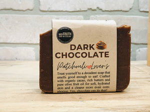 DARK CHOCOLATE COCOA BUTTER - Face & Body Bar