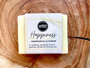 HAPPINESS, Bar Soap - Bodytruth Soap Apothecary