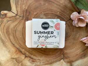 SUMMER GINGHAM, Bar Soap - Bodytruth Soap Apothecary