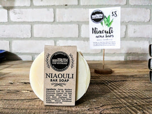 NIAOULI, Face & Body Bar