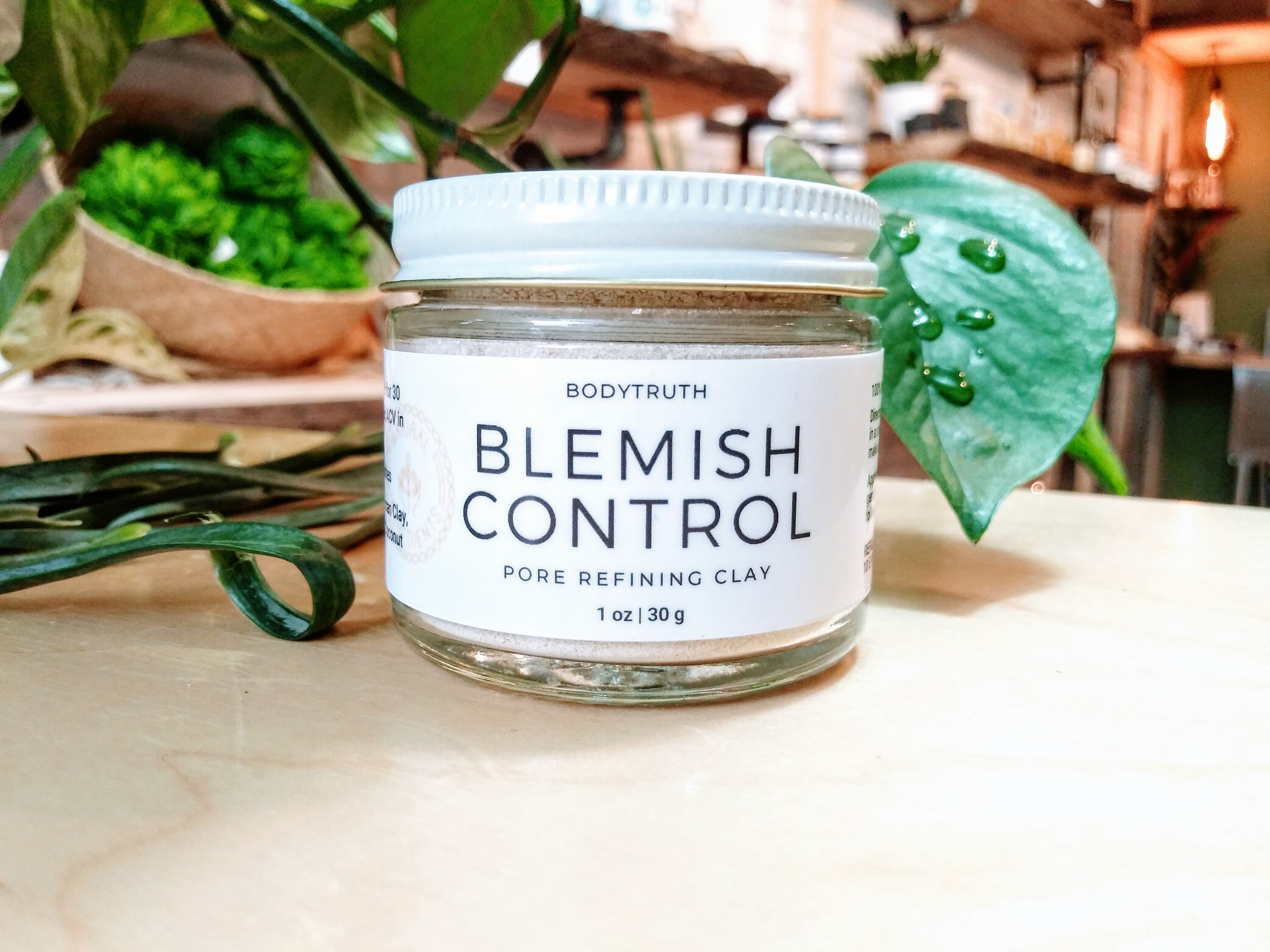 BLEMISH CONTROL, a Complexion Boosting Face Masks, Bodytruth Soap Apothecary in Lawrence, KS