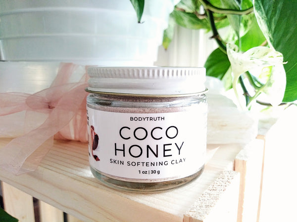 COCO HONEY, a Complexion Boosting Face Masks, Bodytruth Soap Apothecary in Lawrence, KS