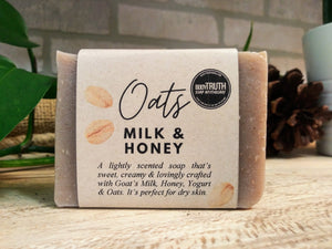 OATS, MILK & HONEY, Bar Soap