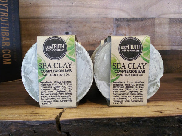 SEA CLAY, Face & Body Bar
