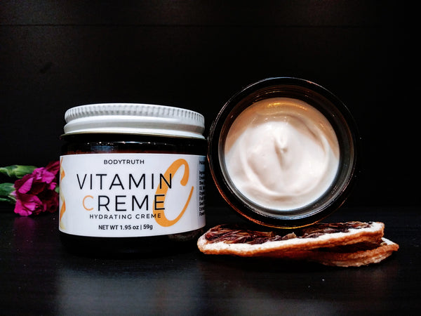 Vitamin C Creme, Facial Butter