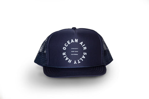 Concept Snapback- Ocean Air Salty Hair