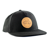 Concept Flat-bill Hat- Black