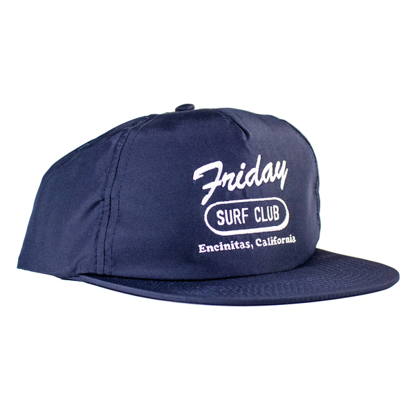 Friday Surf Club - Dark Blue