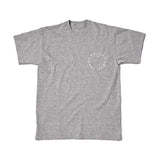 Concept Short Sleeve- Vintage Design in Heather Gray