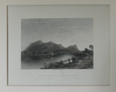 Mount Tom and the Connecticut River