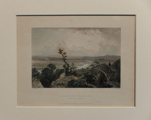Valley of the Connecticut, from Mt Holyoke