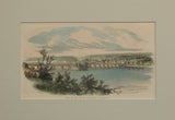View of City of Harrisburg, Pennsylvania