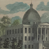 View of the Court House, Grant's Hill, at Pittsburg, Penn