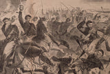 The War for the Union, 1862 – A Cavalry Charge