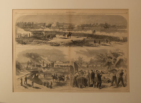 Scenes on the Battlefield of Antietam, Maryland, September 17, 1862
