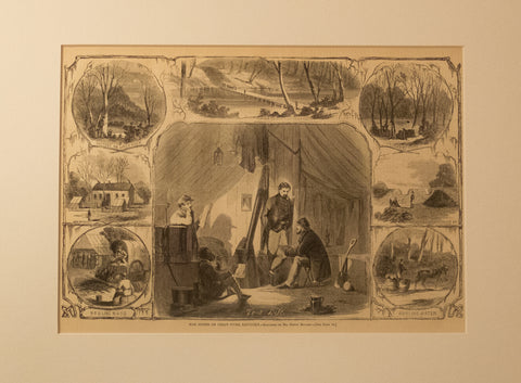 War Scenes on Green River, Kentucky