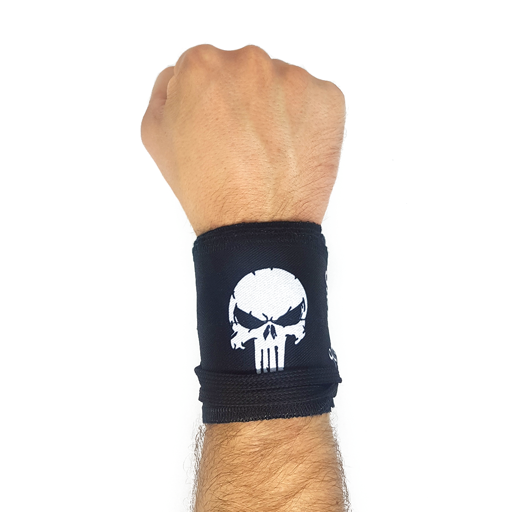 Strength Wraps - Punisher (unisex)