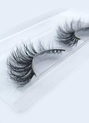 Gemini 3D Mink Eyelashes EL03 - Wig Is Fashion