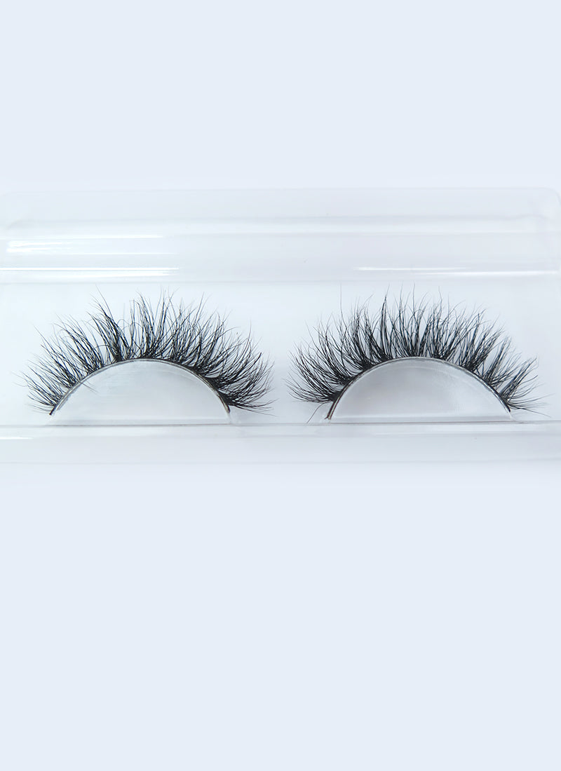 Cancer 3D Mink Eyelashes EL04 - Wig Is Fashion