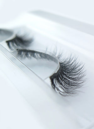 Leo 3D Mink Eyelashes EL05 - Wig Is Fashion