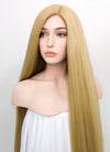 Straight Yaki Blonde Lace Front Synthetic Wig LF701S - Wig Is Fashion