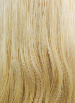 Blonde Wavy Lace Front Synthetic Wig LNK002 - Wig Is Fashion