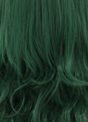 Wavy Deep Sea Green Lace Front Synthetic Wig LW667V - Wig Is Fashion