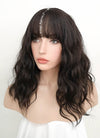 Black Wavy Synthetic Wig NS064 - Wig Is Fashion