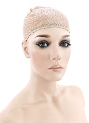 Fishnet Elastic Wig Cap - Wig Is Fashion