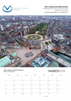 Hull From Above - 2018 Calendar (A3)